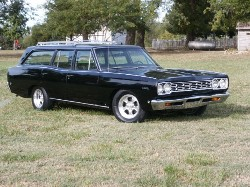 68 Satellite Wagon