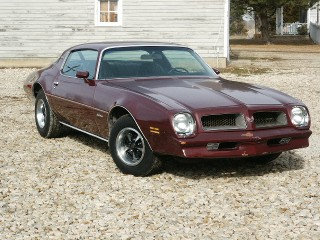 76 Firebird 250 6 cyl auto