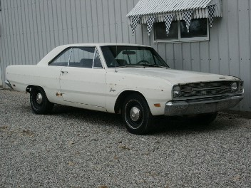 69 Dart Swinger body